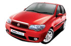 Fiat Palio Stile Front High Angle View Picture