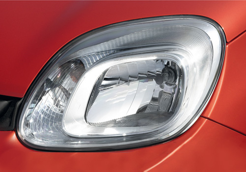 Fiat Panda Headlight Exterior Picture