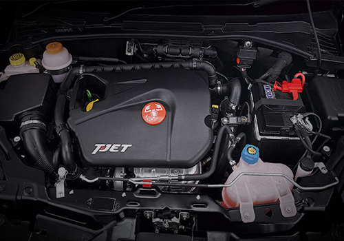 Fiat Punto Abarth Engine Interior Picture