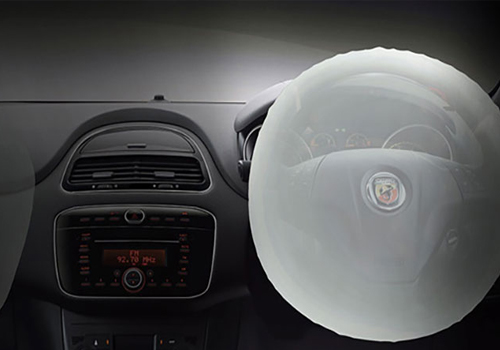 Fiat Punto Abarth Airbag Interior Picture