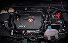 Fiat Punto Abarth Engine Picture