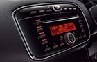 Fiat Punto Abarth Stereo Picture