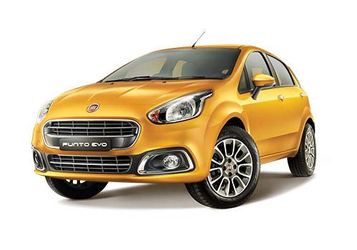 Fiat Punto EVO Dynamic Petrol