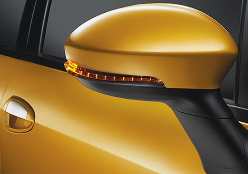 Fiat Punto EVO Courtsey Lamps Exterior Picture