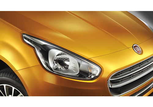Fiat Punto EVO Headlight Exterior Picture