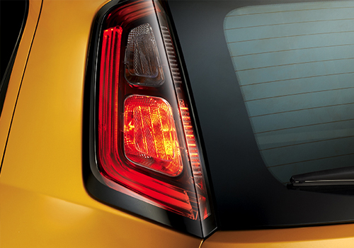 Fiat Punto EVO Tail Light Exterior Picture