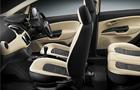 Fiat Punto EVO Front Seats Picture