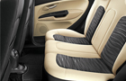 Fiat Punto EVO Rear Seats Picture