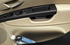 Fiat Punto EVO Inside Driver Side Door Open Picture