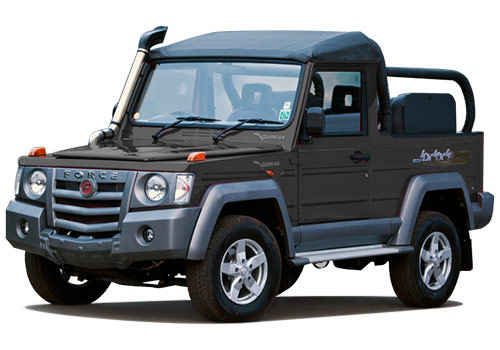 Force Gurkha Soft Top BS3 4WD