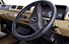 Force Gurkha Steering Wheel Picture