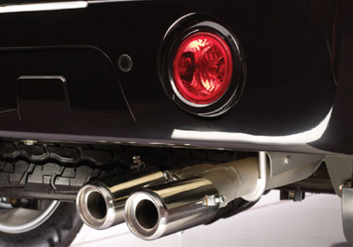 Force One Exhaust Pipe Exterior Picture