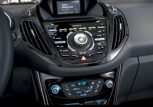 Ford B Max Stereo Interior Picture