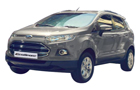 Ford Ecosport in Blue Color