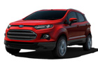 Ford Ecosport in Black Color