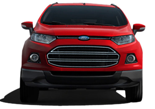 Ford EcoSport Front View Picture