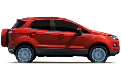 Ford Ecosport Side Medium View Exterior Picture