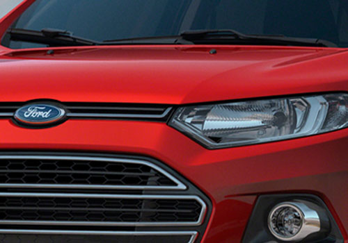 Ford Ecosport Headlight Exterior Picture