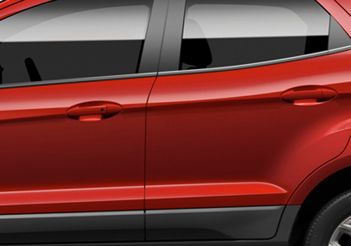 Ford Ecosport Door Handle Exterior Picture