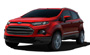 Ford Ecosport Front Angle View