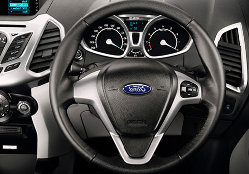 Ford Ecosport Steering Wheel Interior Picture