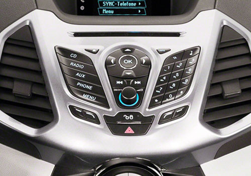 Ford Ecosport Stereo Interior Picture