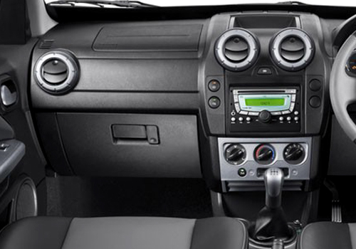 Ford Ecosport Side AC Control Interior Picture