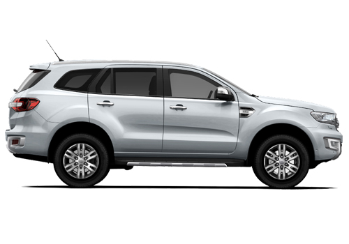 Ford Endeavour Pictures