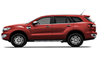 Ford Endeavour  Picture