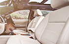 Ford Endeavour Front Seats Picture