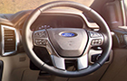 Ford Endeavour Steering Wheel Picture