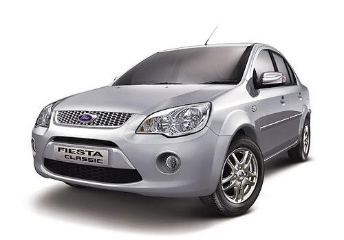 Ford Fiesta Classic Petrol CLxi