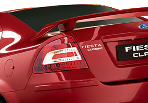 Ford Fiesta Classic Tail Light Exterior Picture