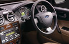 Ford Fiesta Classic Steering Wheel Picture