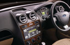 Ford Fiesta Classic Front AC Controls Picture