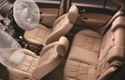 Ford Fiesta Classic Airbag Picture