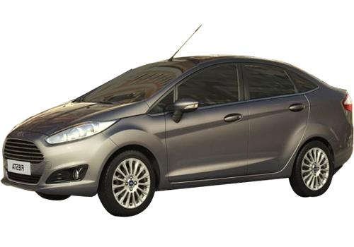 Ford Fiesta Front Medium View Exterior Picture