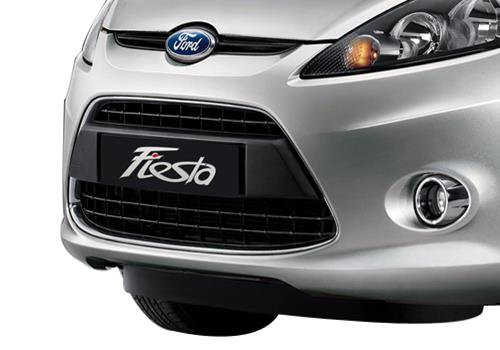 Ford Fiesta Headlight Picture
