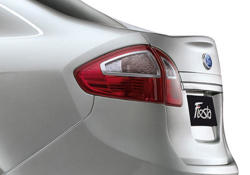 Ford Fiesta Tail Light Exterior Picture