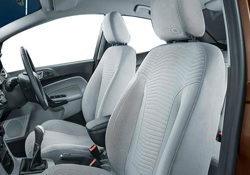 Ford Fiesta Front Seats Interior Picture