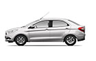 Ford Figo Aspire Oxford White