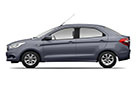 Ford Figo Aspire Smoke Grey