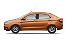 Ford Figo Aspire Sparkling Gold
