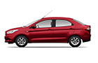 Ford Figo Aspire Ruby Red