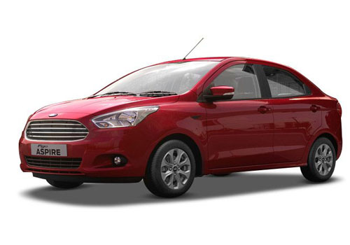 Ford Figo Aspire Titanium Plus 1.5D