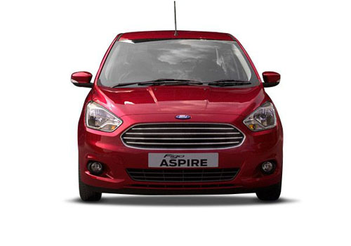 Ford Figo Aspire Front View Exterior Picture