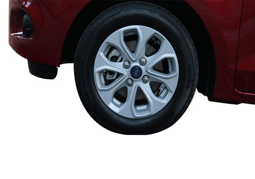 Ford Figo Aspire Wheel and Tyre Exterior Picture