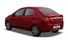 Ford Figo Aspire Cross Side View Picture