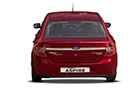 Ford Figo Aspire Rear View Picture