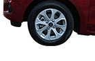 Ford Figo Aspire Wheel and Tyre Picture